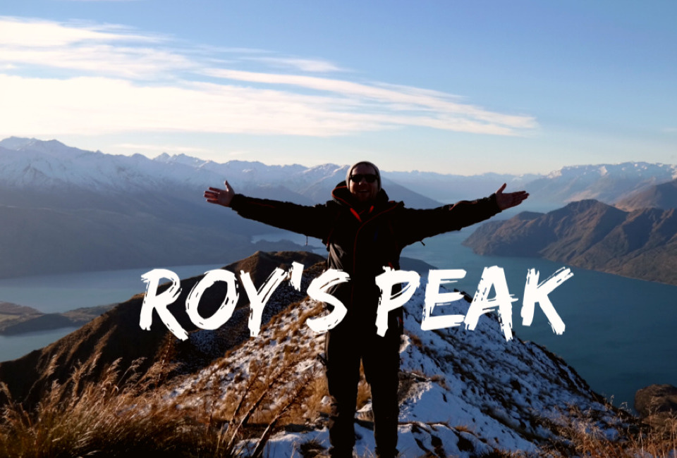 Roy's Peak | Neuseeland
