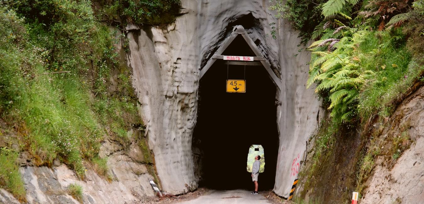 Hobbit Hole | Nordinsel Neuseeland
