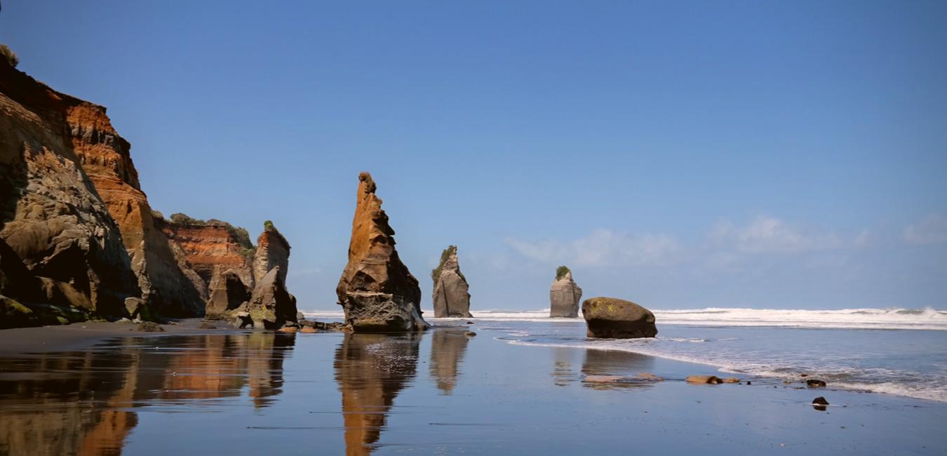 Three Sisters | Nordinsel Neuseeland
