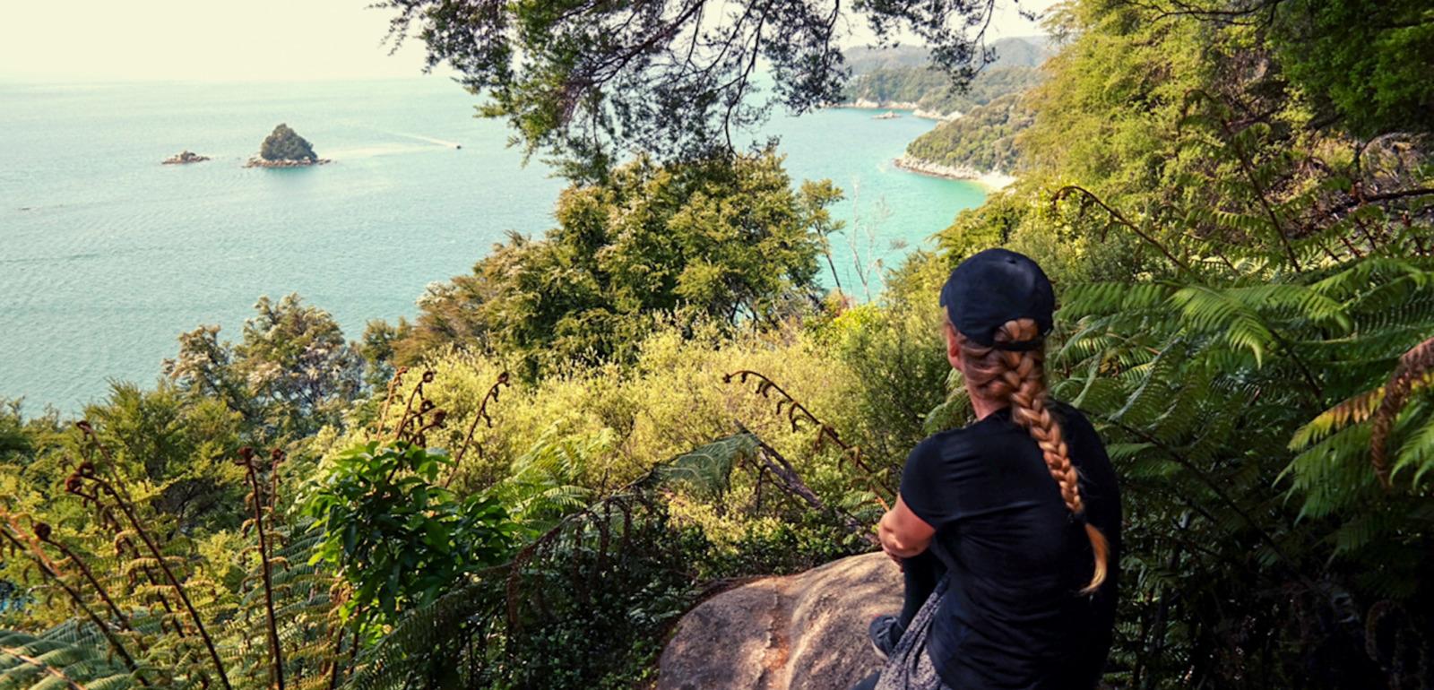 Abel Tasman   Südinsel Neuseeland