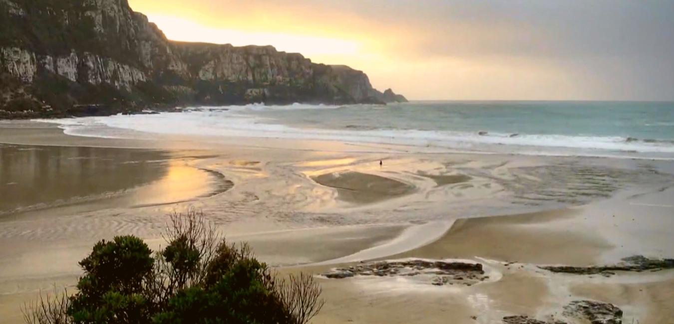 Purakaunui Bay Campsite   Südinsel Neuseeland