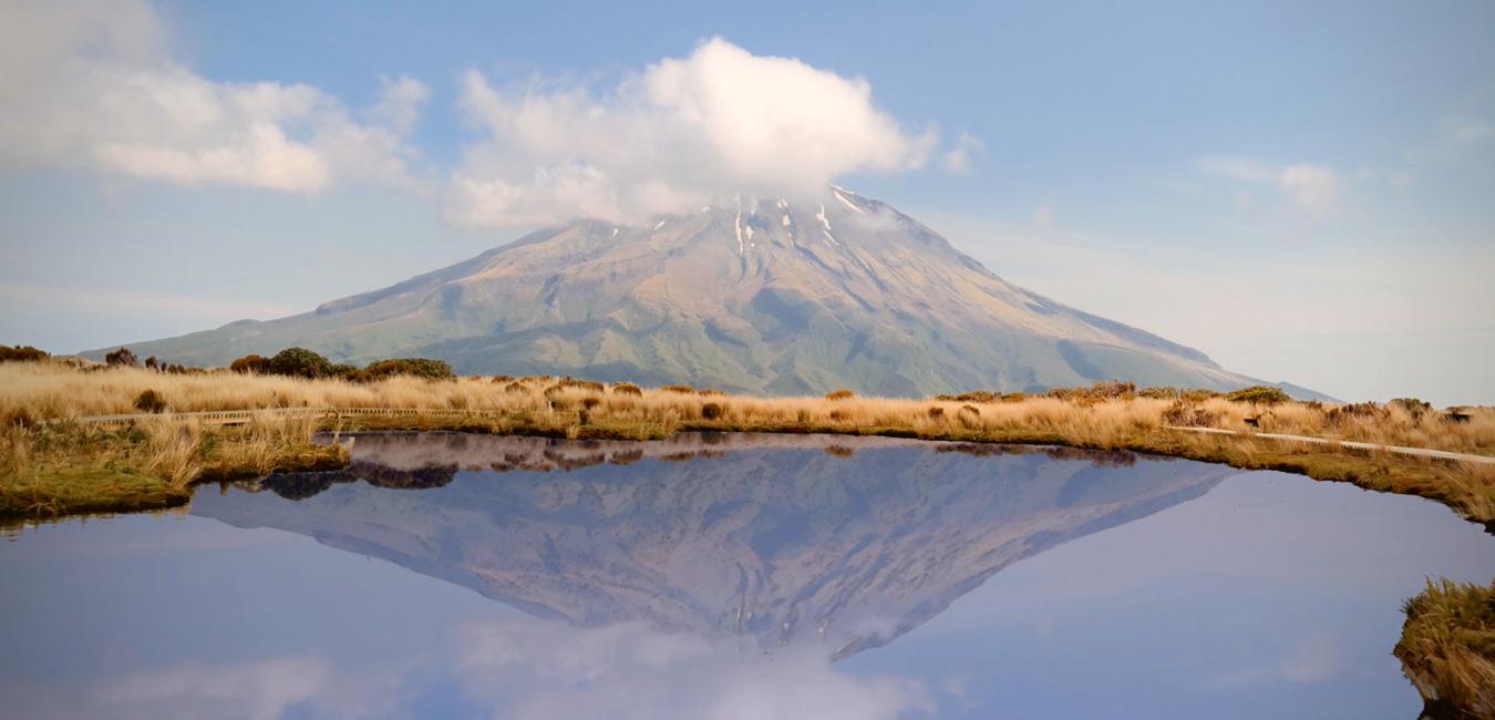 Mount Taranaki | Nordinsel Neuseeland