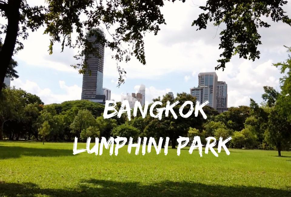 Lumphini Park