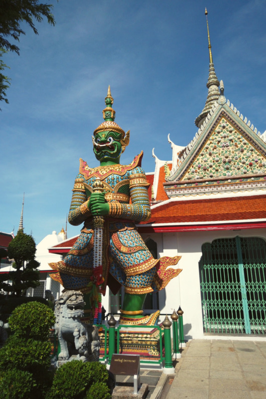 Wat Arun & Grand Palace
