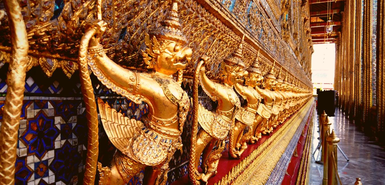 Wat Arun & Grand Palace